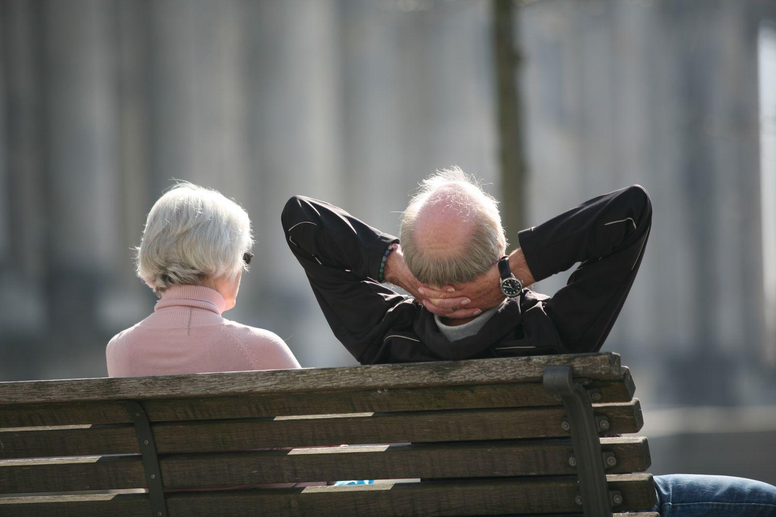 Rente mit 69/ Rentnerpaar