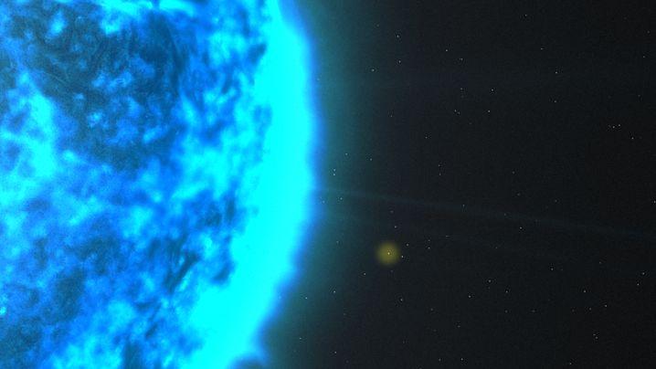 Giganten des Weltalls: Überriesen, Supernovae, Schwarze Löcher
