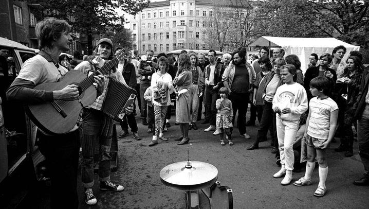 1. Mai in Berlin: Ausnahmezustand in Kreuzberg