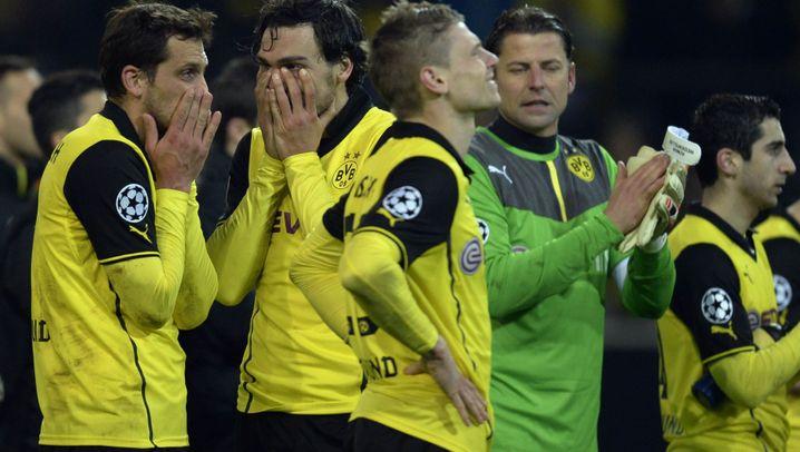 Dortmund vs. Madrid: Knapp am Wunder vorbei