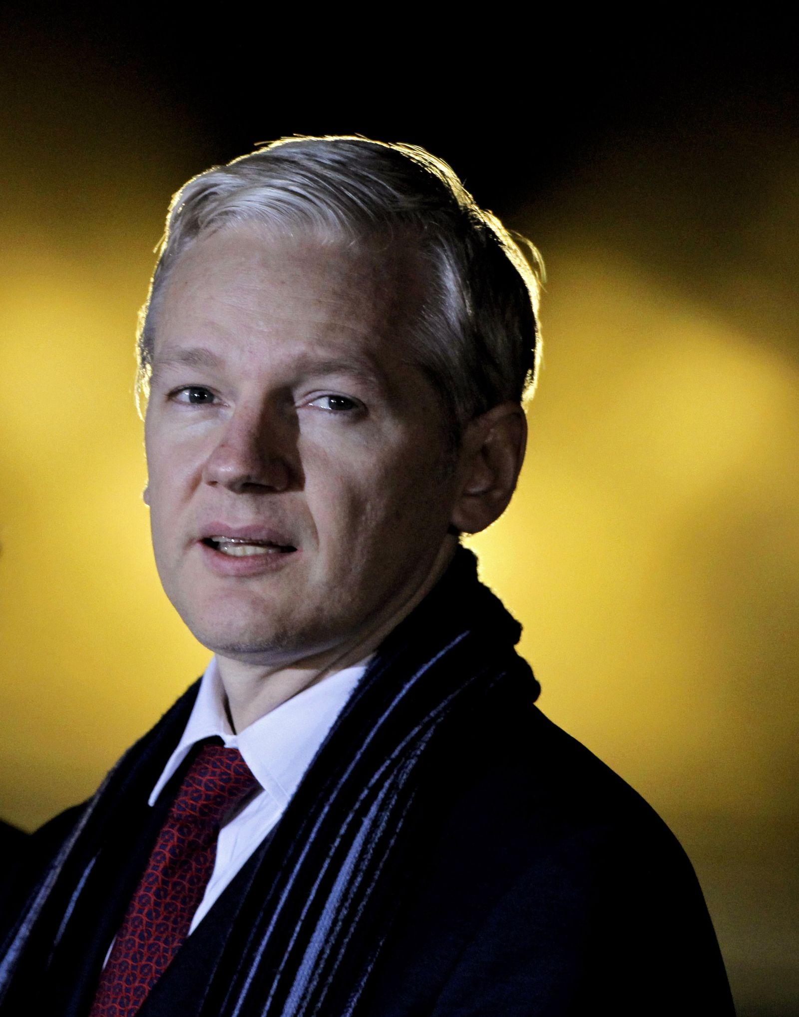 Wikileaks / Assange