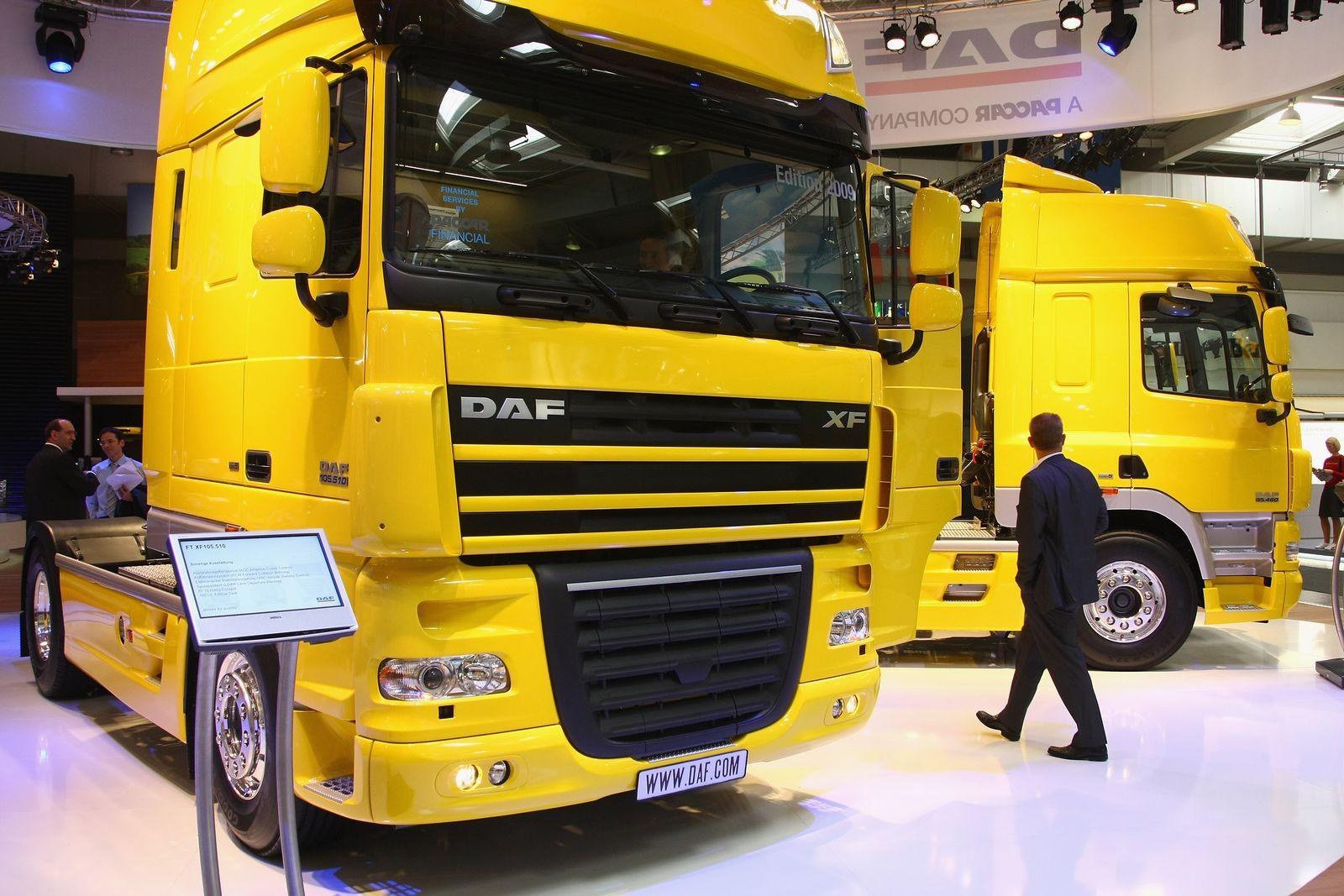 LKW / Truck / DAF / Paccar (?)