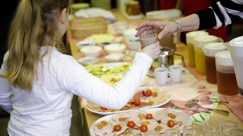 Die Armut unter Kindern und Jugendlichen in Deutschland geht zurück