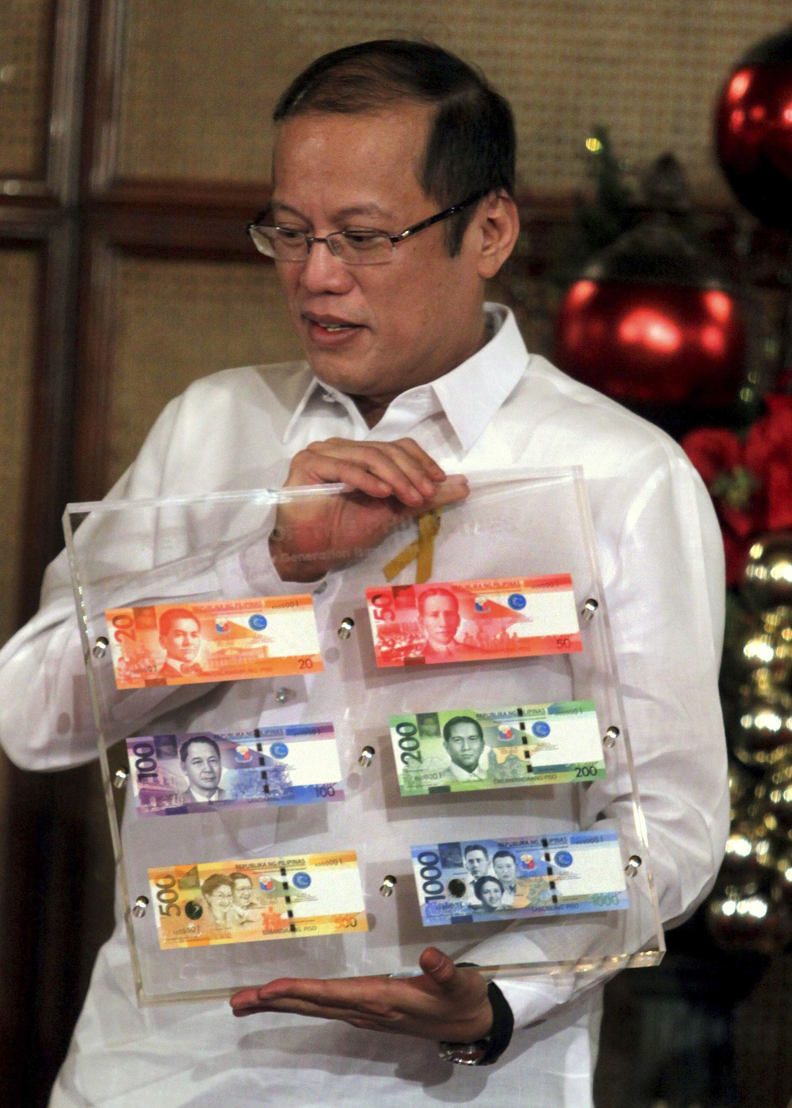 Philippines New Banknotes