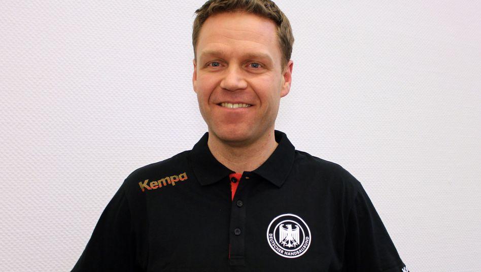 Handball-Coach Vestergaard: Ab sofort für DHB-Frauen zuständig