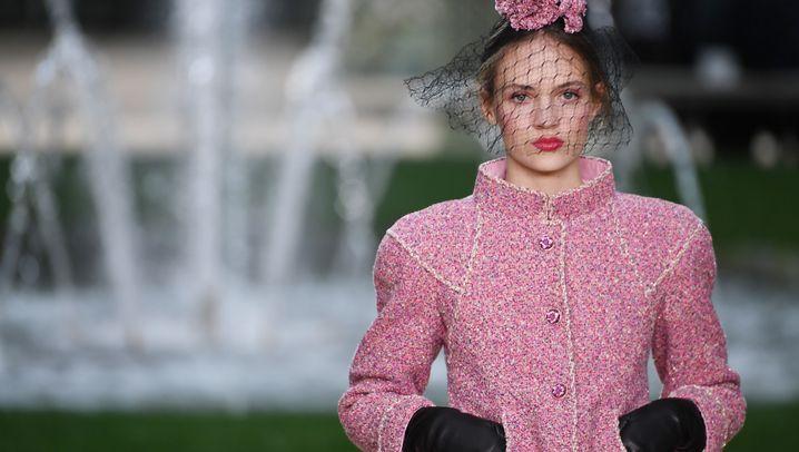Chanel: Couture vom Feinsten