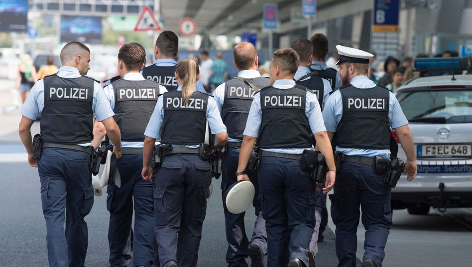 """Mehr Kompetenzen für die Bundespolizei: Grüne warnen vor """"krakenhaftem Übergriff"""""""