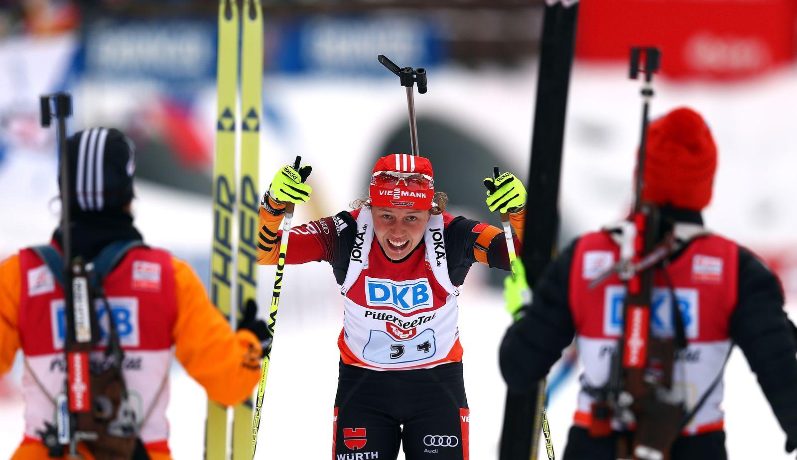 Biathlon, Dahlmeier