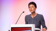 Wagenknecht verwahrt sich gegen AfD-Vereinnahmung