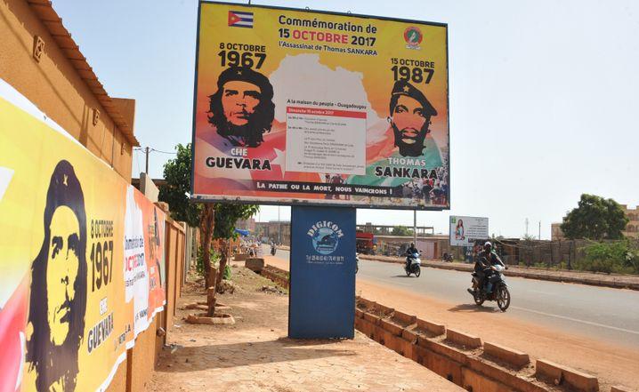 Afrikas Che Guevara