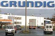 Grundig-Zentrale in Nürnberg