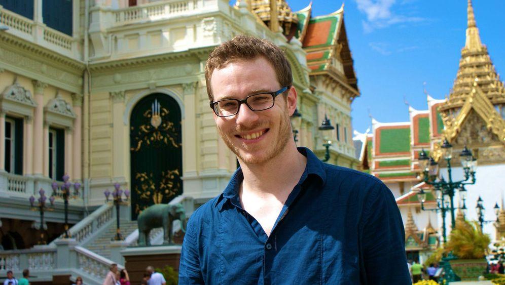 Videoblogger Christoph Karrasch: In #10Tagen um die Welt