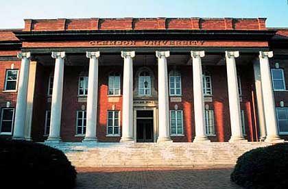 Universität Clemson; Enge Kooperation mit BMW