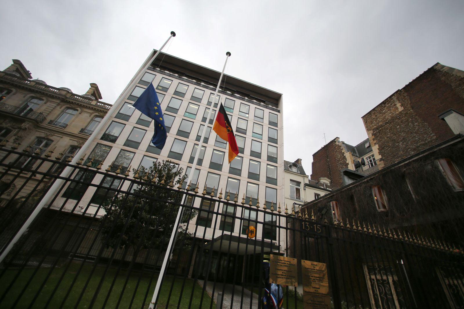 Paris/ Deutsche Botschaft