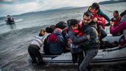 Griechenland plant offenbar schwimmende Barriere gegen Flüchtlinge