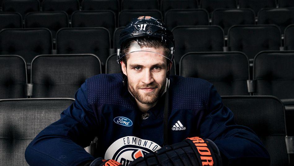 """Eishockey-Superstar Leon Draisaitl: """"Ich bin da der falsche Ansprechpartner"""""""
