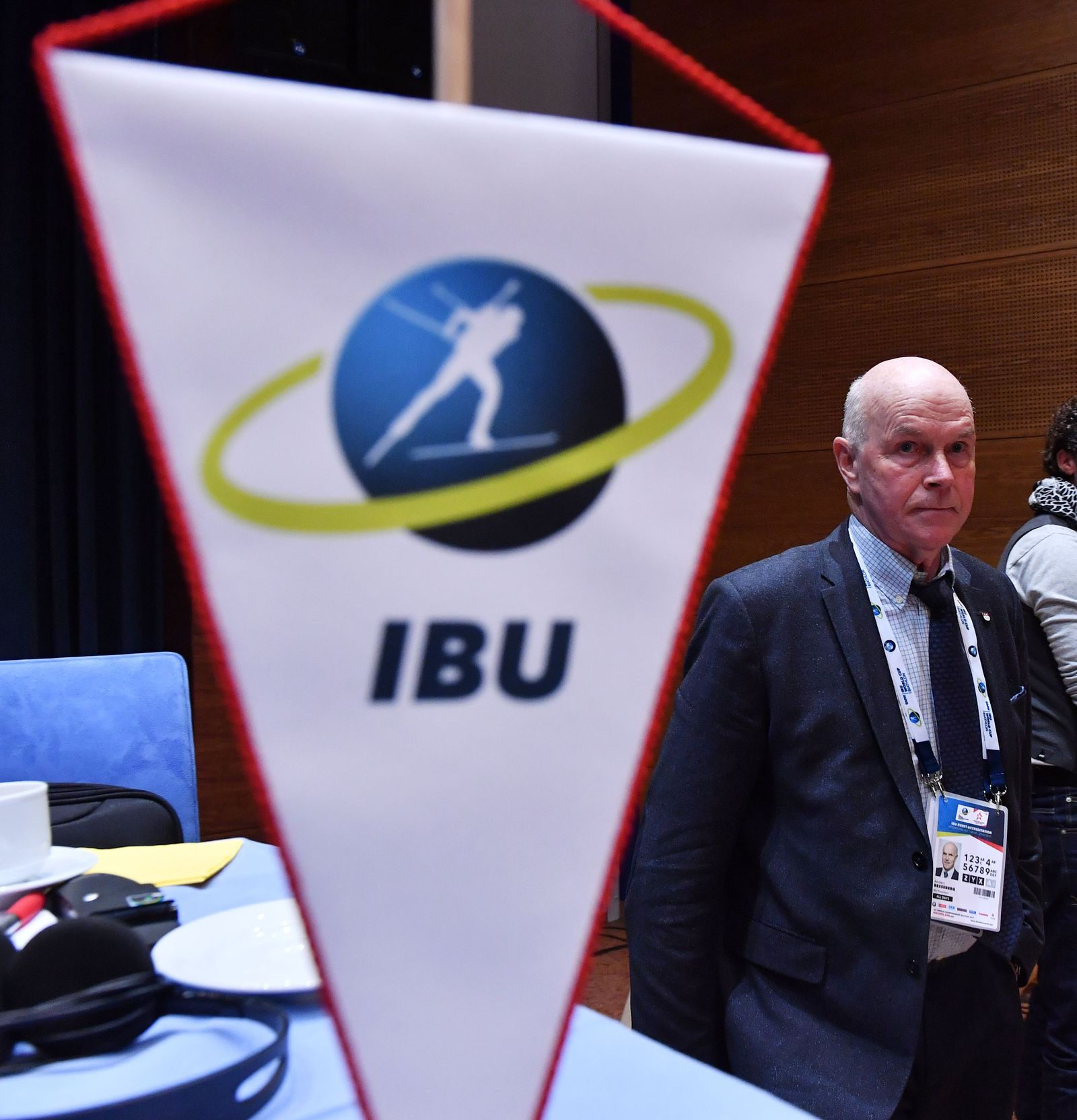 Biathlon IBU-Kongress