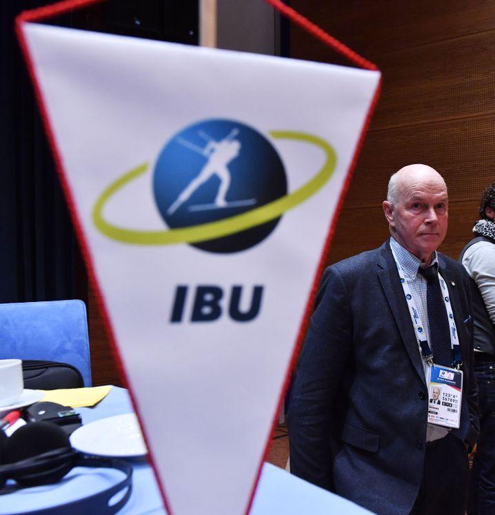 IBU-Präsident Anders Besseberg