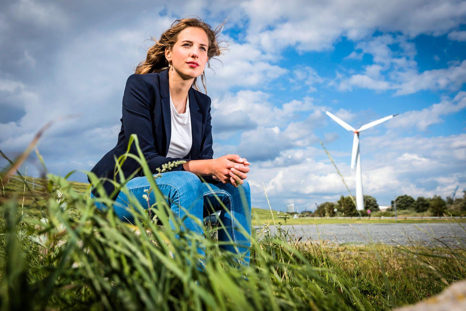 Bremen / 29.07.2021 - Portrait / Reportage: Wiebke Winter (CDU).