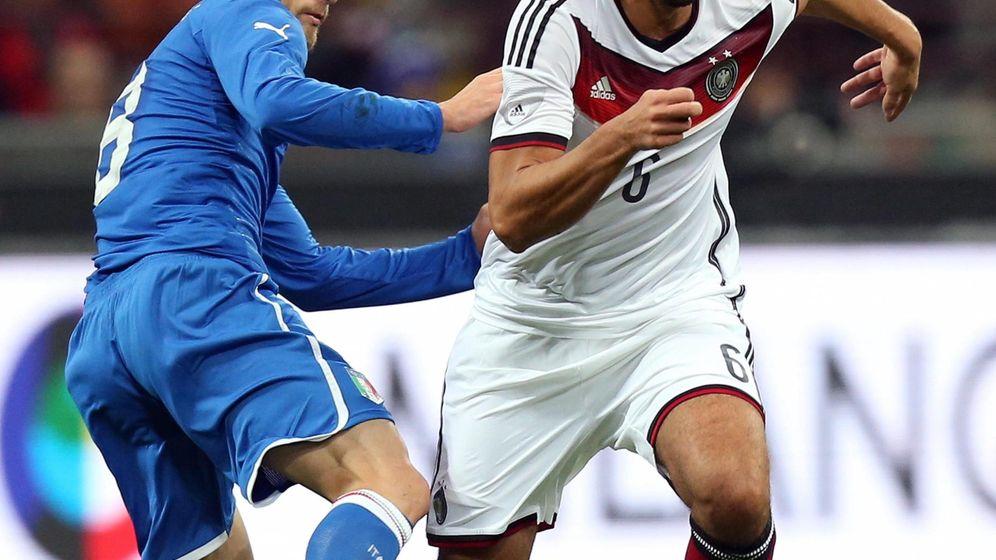 Sami Khedira: Verletzungsschock gegen Italien