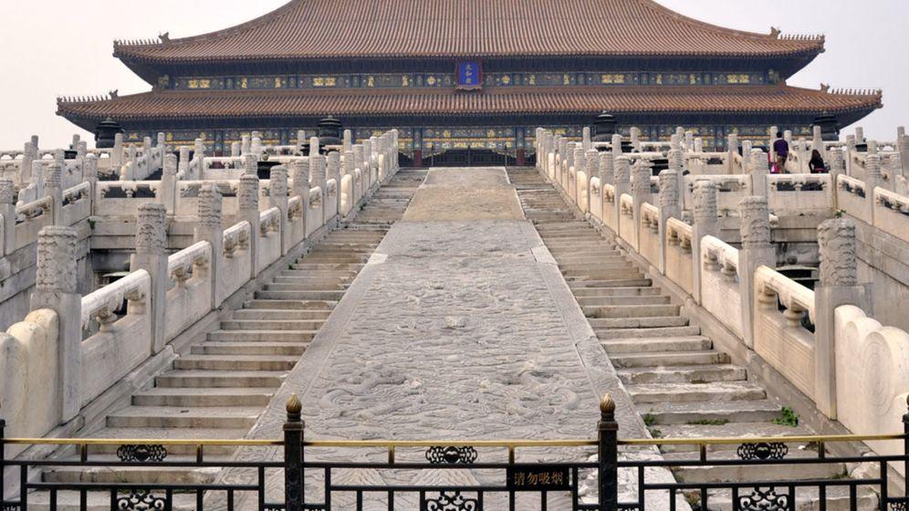 Verbotene Stadt: Pracht des alten Chinas