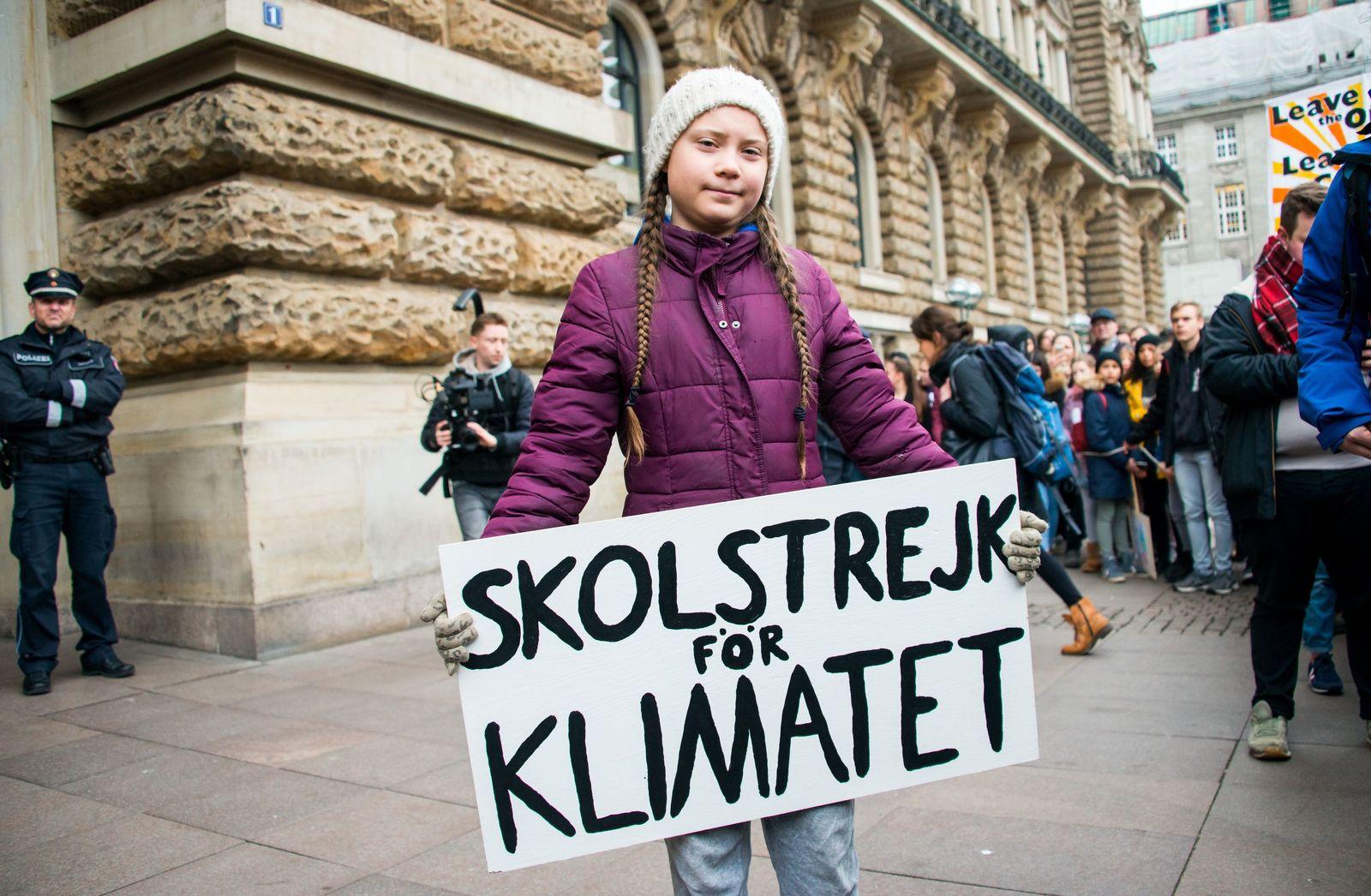 Das Jahr der Greta Thunberg