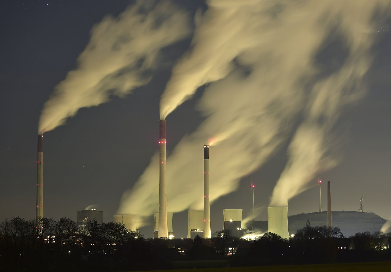 Climate Countdown Greenhouse Gases