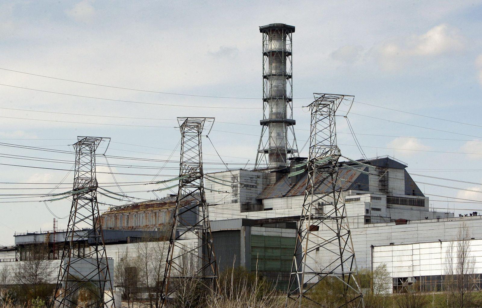 Atomkraftwerk / Tschernobyl