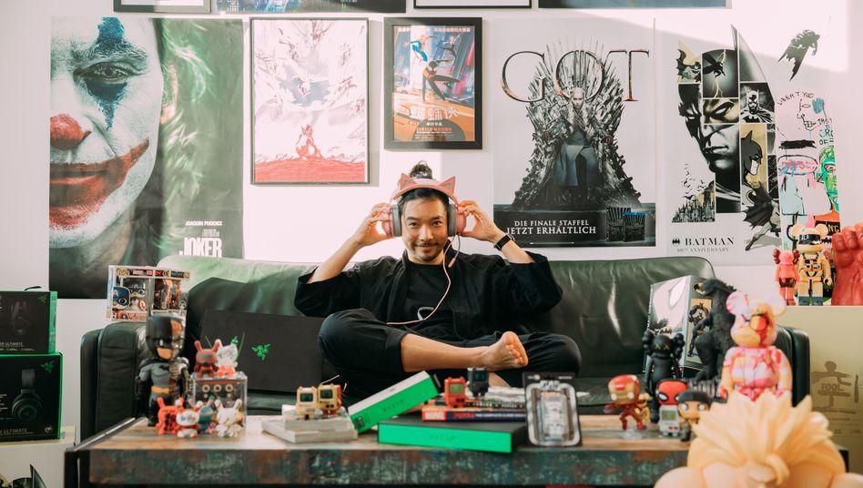 """Werber Toan Nguyen: """"Es gibt keinen Grund mehr, auf Nerds herabzuschauen"""""""