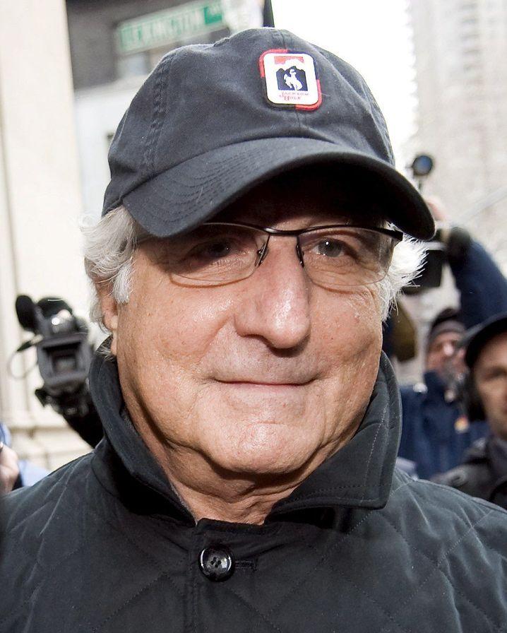 Bernard Madoff: Was soll er mit Ostdeutschland?