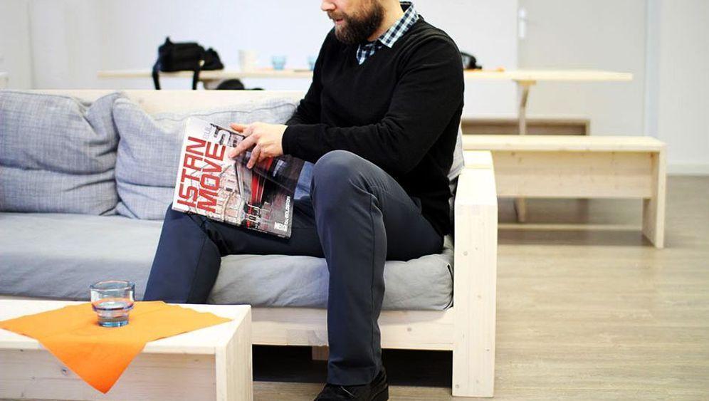 Fotostrecke: Die Wisch-und-weg-Hosen fürs Büro