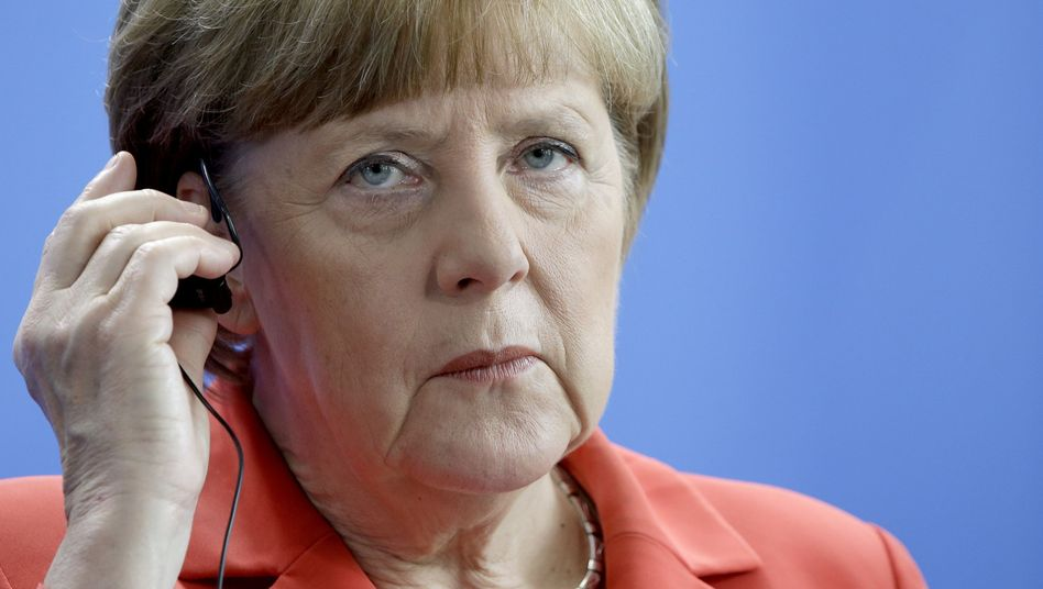 Angela Merkel's silence on a scandal surrounding the German intelligence agency's cooperation with the NSA is coming back to haunt her.