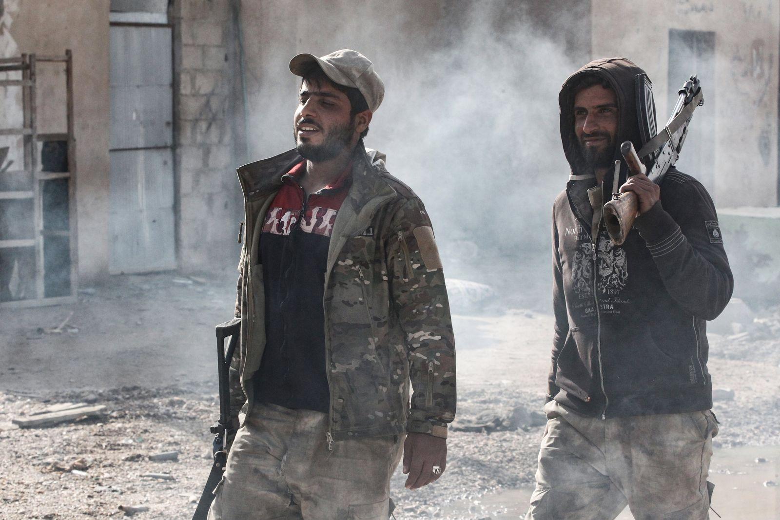 Syrien/ Afrin/ Hadschin