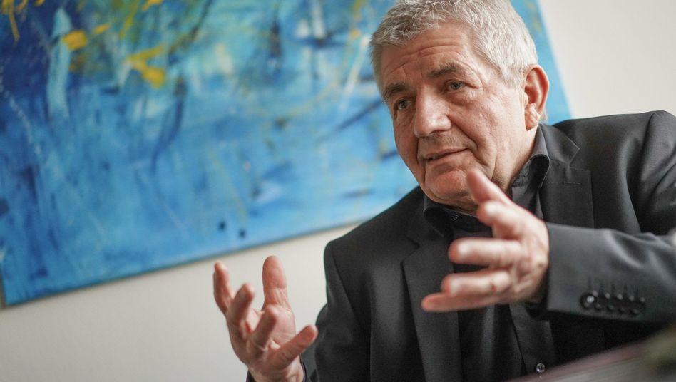 Roland Jahn: Doktorarbeiten dokumentierten das Selbstverständnis der Stasi