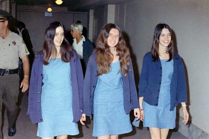"""Die """"Manson-Girls"""" 1970 - Vorbild für die Figuren in Emma Clines """"The Girls"""""""