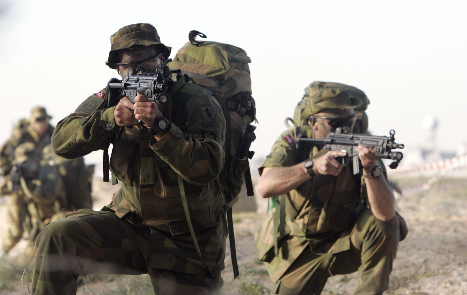 Norwegen Armee