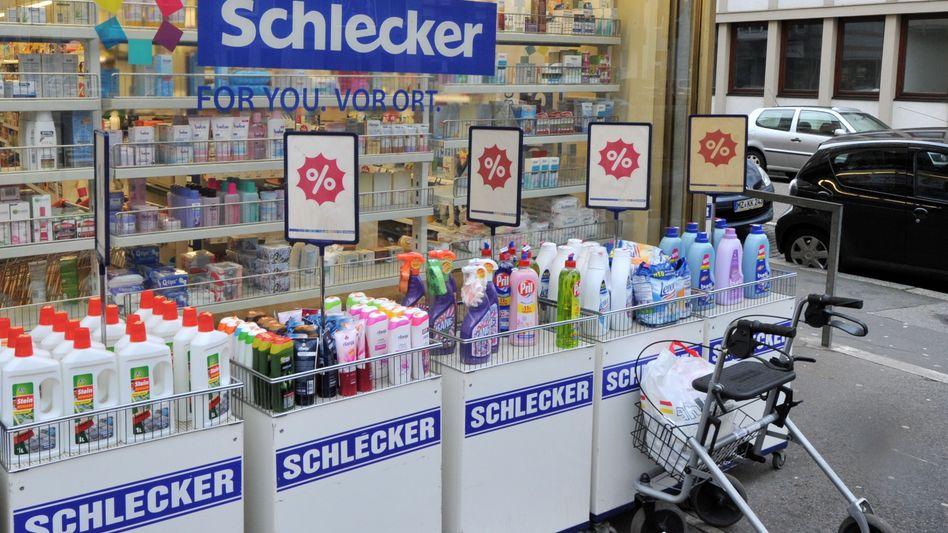 Schlecker-Filiale: Landesregierung stellt Staatshilfe in Aussicht