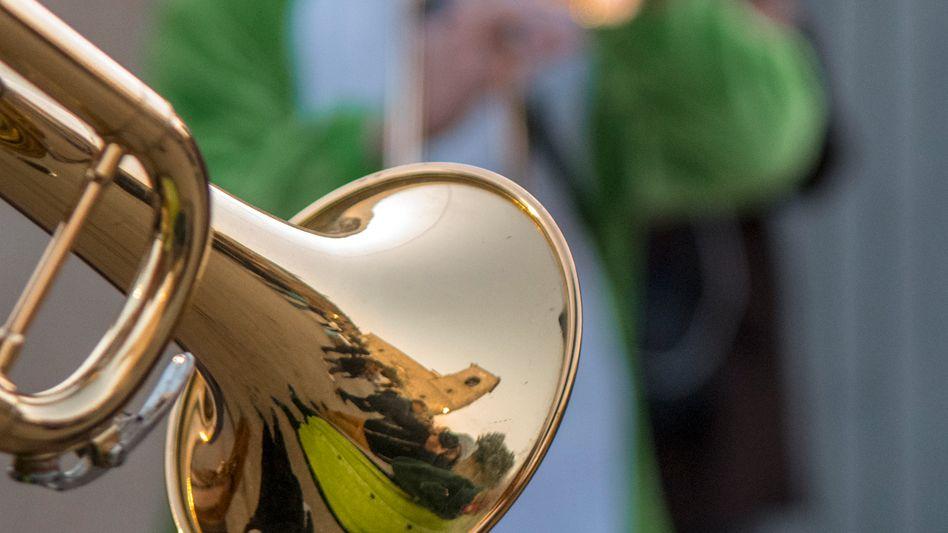Möglichst wenige Bläser: Nicht alle Gläubigen finden Kirchenmusik in der Coronakrise angebracht