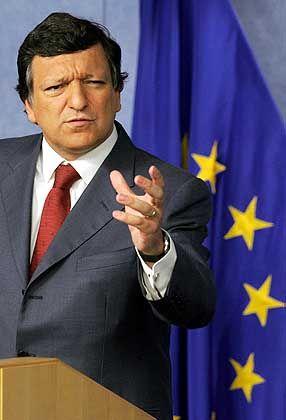 Künftiger Kommissionspräsident Barroso