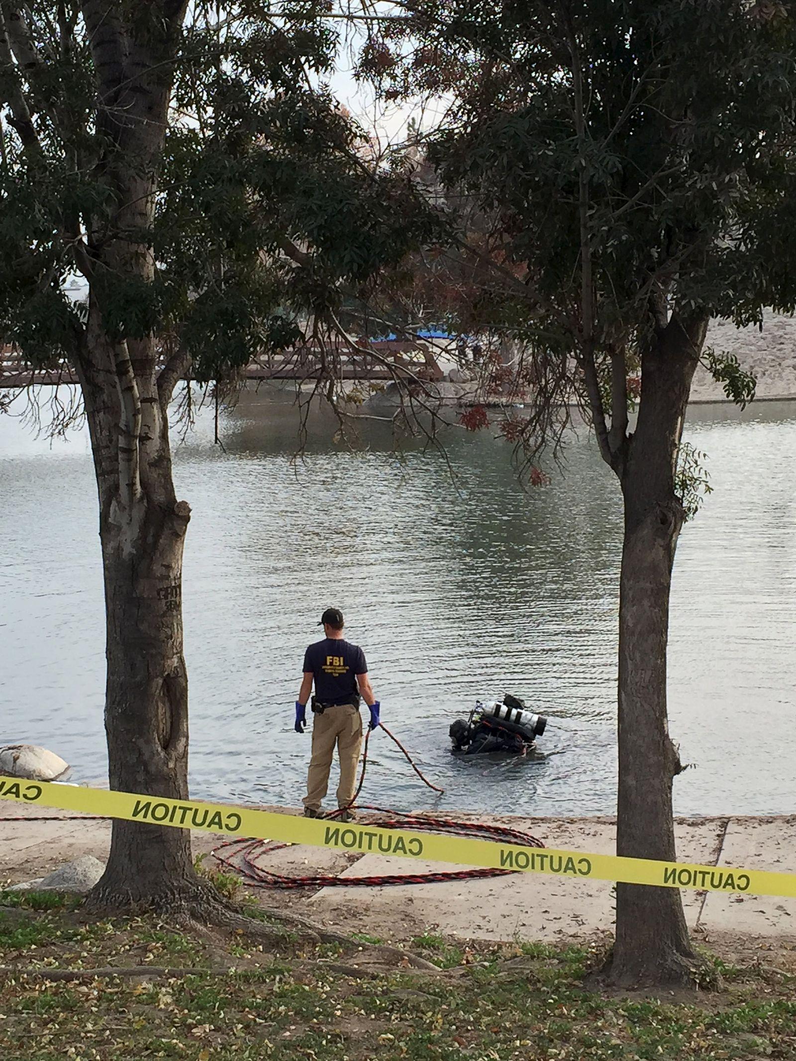 Lake Seccombe/San Bernardino