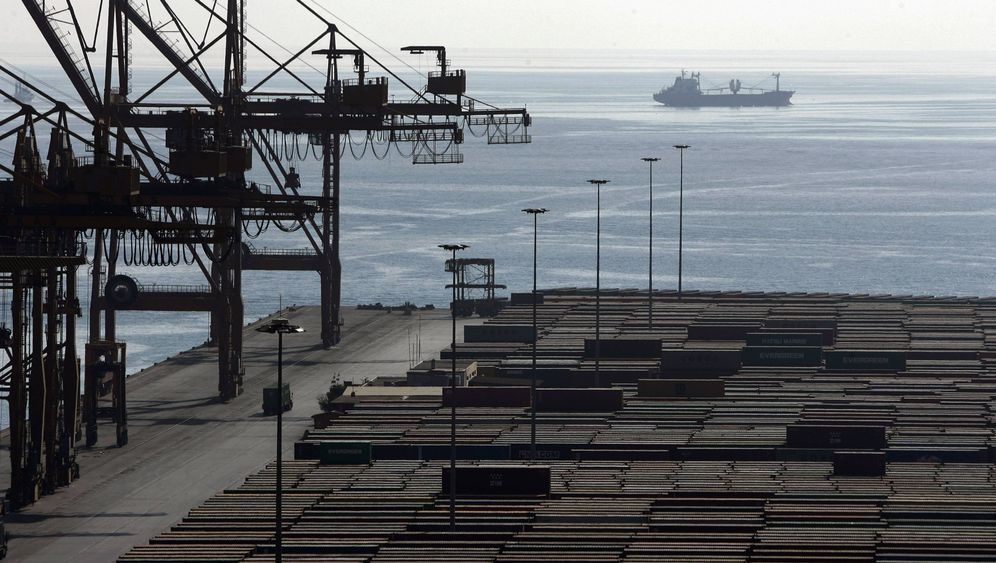 Photo Gallery: Greece's Hated Shipowners