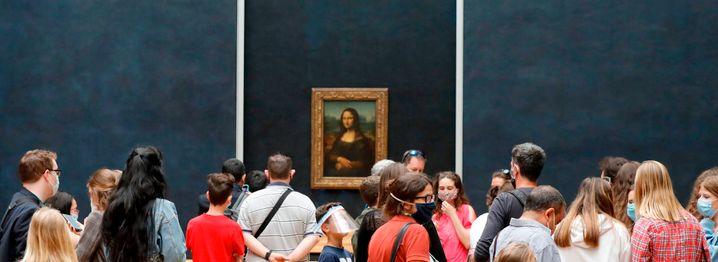 """Museums-Highlights wie die """"Mona Lisa"""" sind ab sofort wieder zu sehen, ebenso wie die Venus von Milo sowie die beliebten Altertumssammlungen aus Ägypten, Griechenland und Rom"""