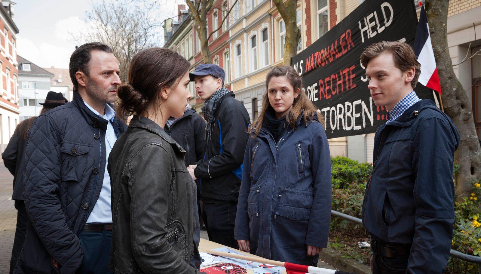 EINMALIGE VERWENDUNG TV/ Tatort: Hydra