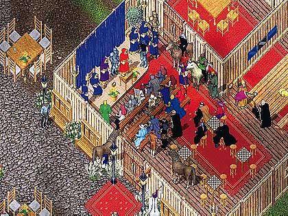 Ultima Online: Das erste groß angelegte Onlinespiel erschien 1997