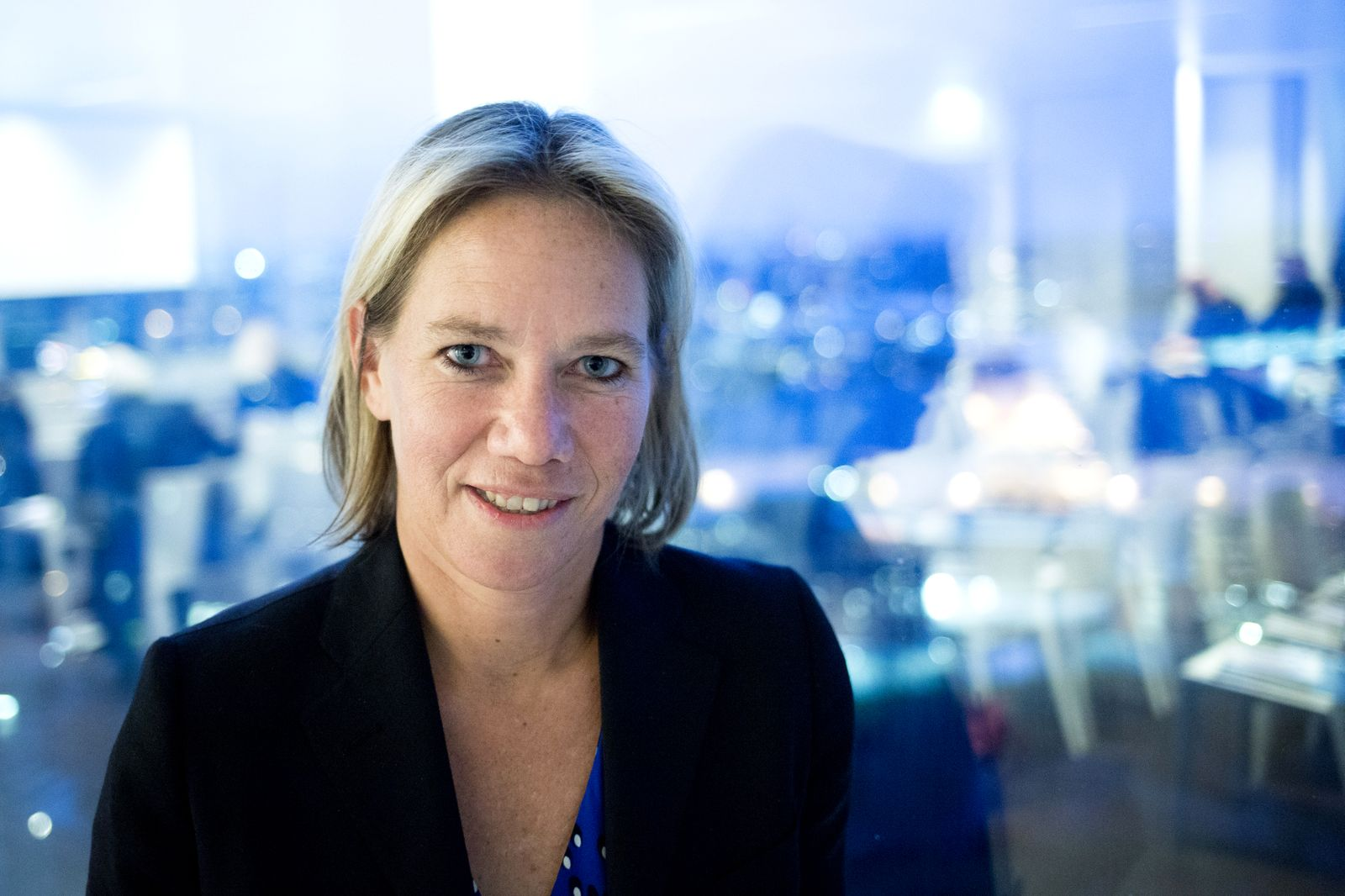Degeto-Geschäftsführerin Christine Strobl