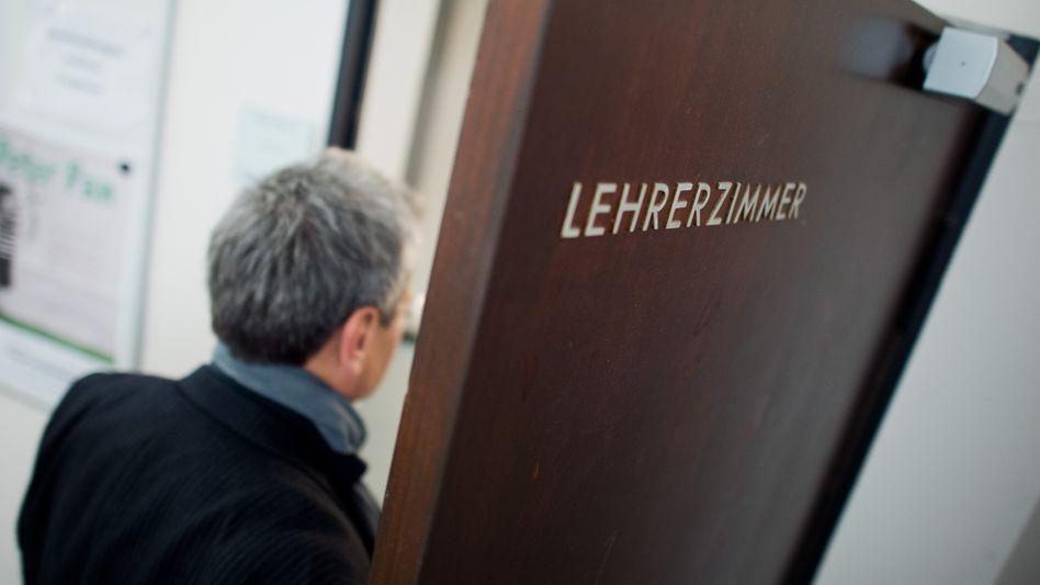 Lehrer (in Hannover, Archivbild)