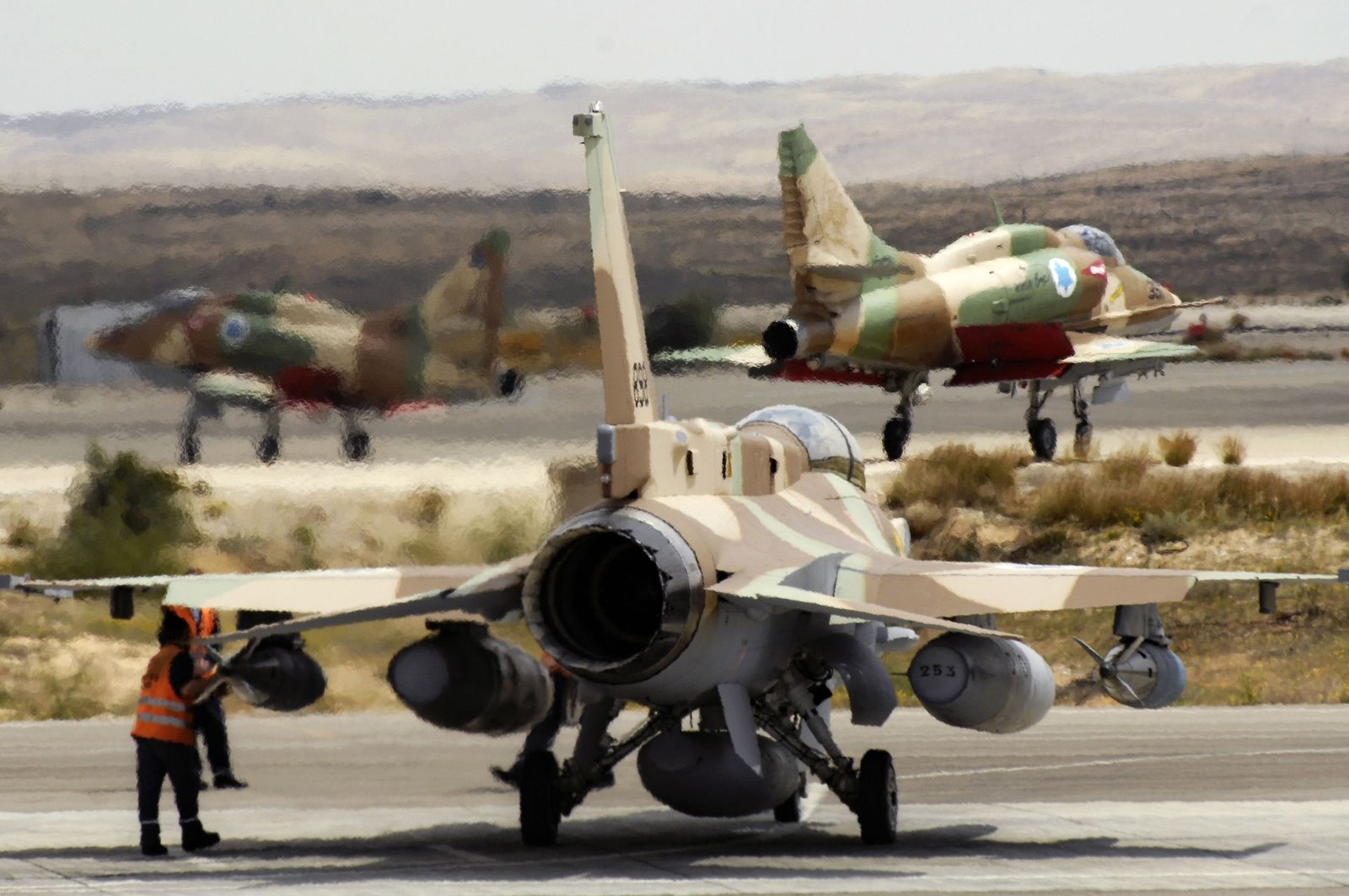 Israel F16