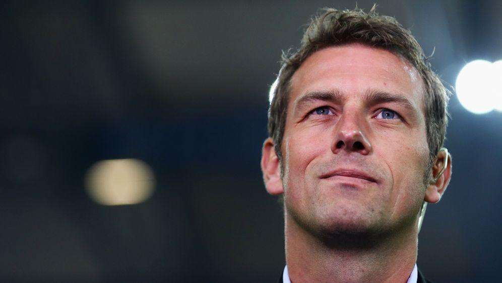 Schalkes Trainer Weinzierl: Am Anfang hakt's