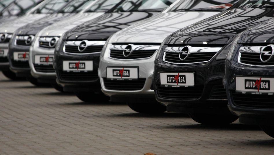 Opel-Händler (Archiv)