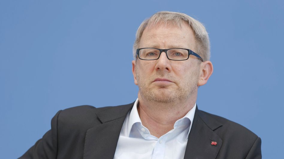 Ehemaliger SPD-Bundestagsabgeordneter Johannes Kahrs
